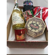 Medium  Gift Box with Tokaj Wine