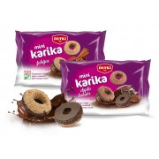 Detki Double Chocolate Ring Biscuit 150g