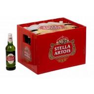 Stella Artois 20 x  0.5L IMPORTED
