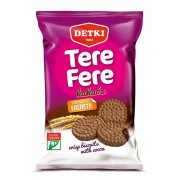 Cocoa short Biscuits /Tere-fere by Detki