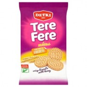 Honey short biscuits Tere Fere by Detki 180g