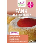 Gluten Free Doughnut Mixture by Szafi 270g