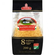 Spelt Added Vermicelli Pasta 8 Eggs 200g by Mandy