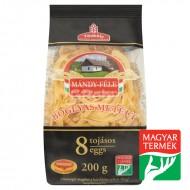 Short Fettuccine Pasta Spelt Added 8 Eggs 200g