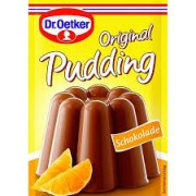Chocolate Pudding Powder by Dr Oetker