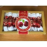 Marzipan Sour Cherry Cream filled Bonbon Box by Szamos