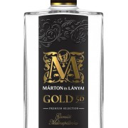 Grape  Irsai Oliver Premium Gold 50  Palinka by Marton es Lanya