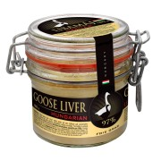 Fatted Goose liver in own fat 180g