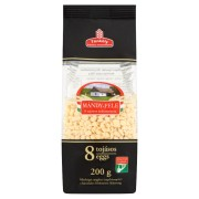 Spelt Added Egg Barley (Tarhonya) Pasta 8 Eggs 200g by Mandy