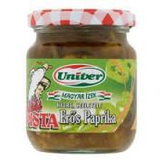 Hot Paprika Slices Green