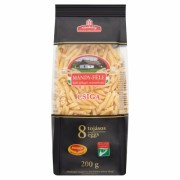 Small Spiral Spelt Added (csiga) Pasta 8 Eggs 200g by MandyCatalog  Products