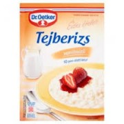 Creamy Rice Pudding Dr Oetker 125 g