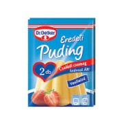 Vanilla Pudding Powder Family Pack by Dr Oetker