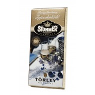 Milk chocolate filled with muscat champagne cream 100g by Stuhmer