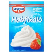 Whipped Cream Stabilizer/Foam Fixer by Dr Oetker