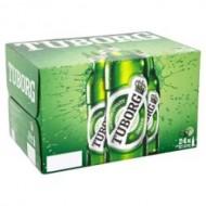 Tuborg Green Larger  Case beer