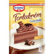 Chocolate Cake Cream Powder Dr Oetker