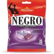 Negro Blackcurrant Flavour Candy 79 g