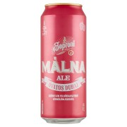 Raspberry Ale Unfiltered Top-Fermented Beer Speciality 4% 0,5 l Can Case