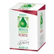 Beres Drops Forte 4 x 30ml