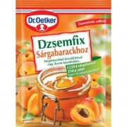 Jam fix for Apricot by Dr Oetker