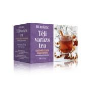 Fruity marzipan blend Winter Magic tea