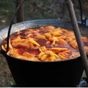 22 L Outdoor Cooking Pot (bogracs)