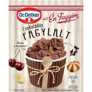 Chocolate Ice Cream Powder 96 g by Dr Oetker
