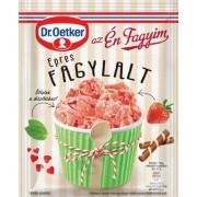 Strawberry Ice Cream Powder 78g by Dr Oetker