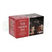 Strawberry-rhubarb flavored fruit Winter Magic tea