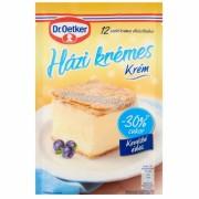 Vanilla Slice Cream Powder 30% less Sugar Dr Oetker