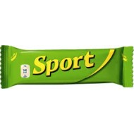 Sport szelet 31 g Chocholate Rum Candy Bar