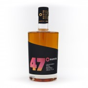 Gusto 47  Aged on   Apple  Palinka