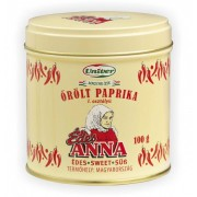 Sweet Anne Paprika Powder in tin/ Edes Anna Orolt Paprika